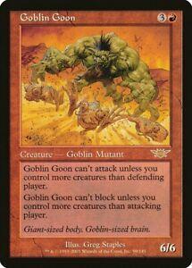 Goblin Dynamo FOIL Legions NM Red Uncommon MAGIC THE GATHERING CARD ABUGames