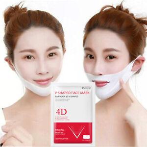 Burn-4D-Facial-V-Shape-Mask-Lifting-Firming-Gel-Face-Slimming-Mask-Face-Shaper