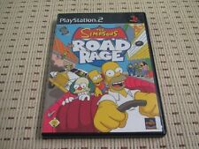 Simpsons Road Rage für Playstation 2 PS2 PS 2 *OVP*