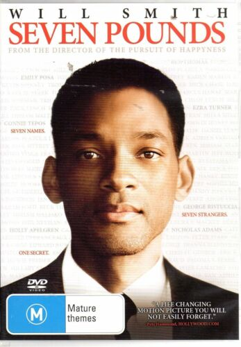 1 of 1 - Seven Pounds (DVD, 2009)     #dd