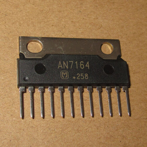 2PCS AN7164  ZIP-12 BTL 47W Audio Power Amplifier Circuit