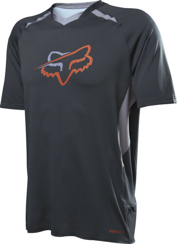 Fox Racing Tech Aircool S//S Jersey Anthracite