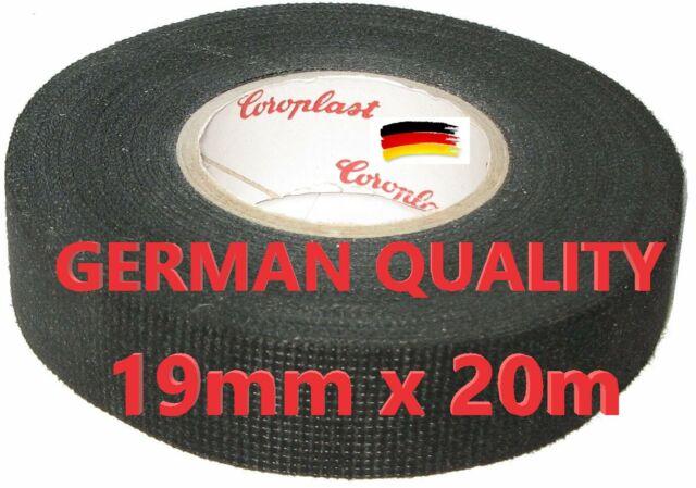 Coroplast Coche Tela Cinta Con Polar Tipo:8551 19mm X 20m Adhesivo New Gpl GLP