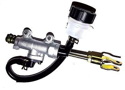 Yerf Dog Spiderbox Gx150 150cc Go Kart Rear Brake Master Cylinder Assembly New