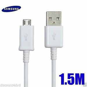 MICRO-USB-CHARGING-SYNC-DATA-CABLE-FOR-SAMSUNG-GALAXY-S3-S4-S6-Edge-Note-WHITE