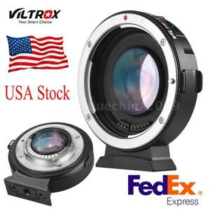 Viltrox-EF-M2II-Auto-Focus-Adapter-Speed-Booster-for-Canon-EF-Lens-to-MFT-M4-3