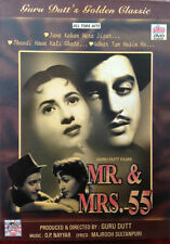 Mr & Mrs 55 - Guru Dutt, Madhubala - Official Bollywood Movie DVD ALL/0