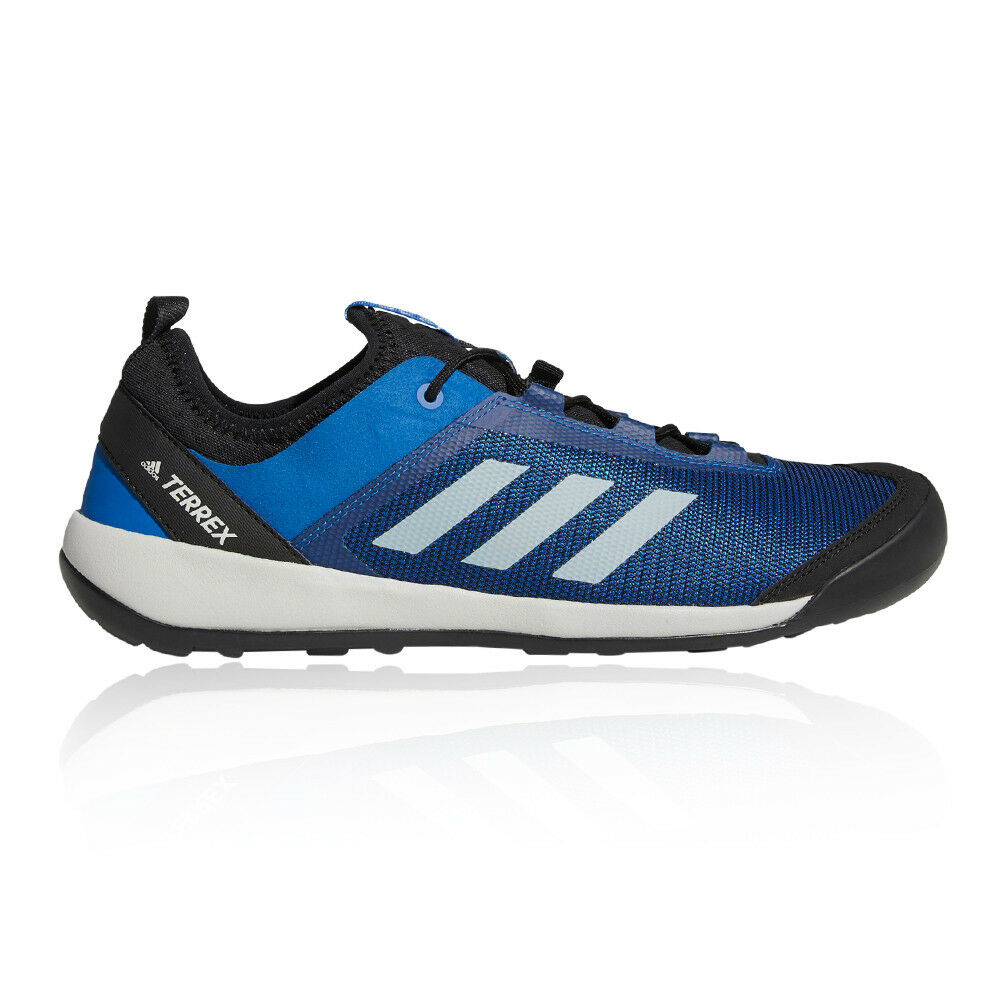 adidas Mens Terrex Shoes Swift Solo Trail Running Shoes Terrex Trainers Sneakers Blue Sports 4e7292