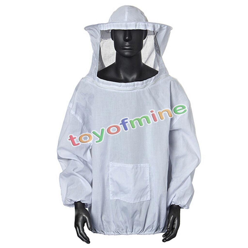 Veste Costume / Chapeau Maille Pince / Gants D'apiculture Pour Apiculteur 2