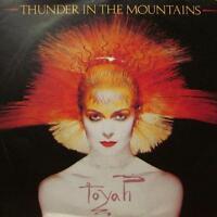 "Toyah(7"" Vinyl P/S)Thunder In The Mountains-Safari-SAFE 38-UK-VG+/VG"