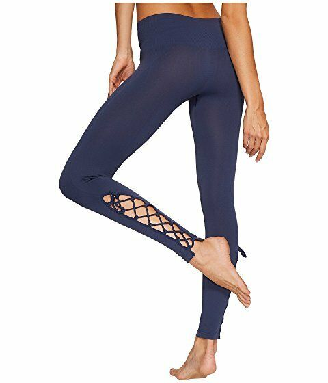 NEW Free People Movement On Tour Leggings Yoga in Navy Sz XS S & M L  91.12