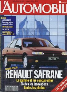 L-AUTOMOBILE-MAGAZINE-n-549-03-1992