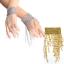 1-Paire-Belly-Dance-Danse-Bracelet-Orientale-Partie-Superieure-Du-Bras 縮圖 6