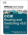 CCIE Routing and Switching V5.0 Official Cert Guide: Volume 2 by Narbik Kocharians, Peter Paluch, Terry Vinson (Mixed media product, 2014)