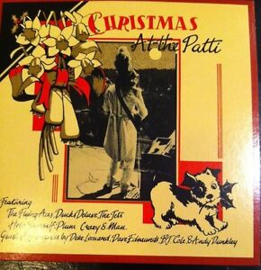 NEW-CD-Album-Man-Christmas-at-the-Patti-Mini-LP-Style-Card-Case
