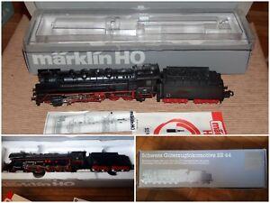 Maerklin H0 3108 locomotive à vapeur Br 44 481 The Db Märklin Marklin