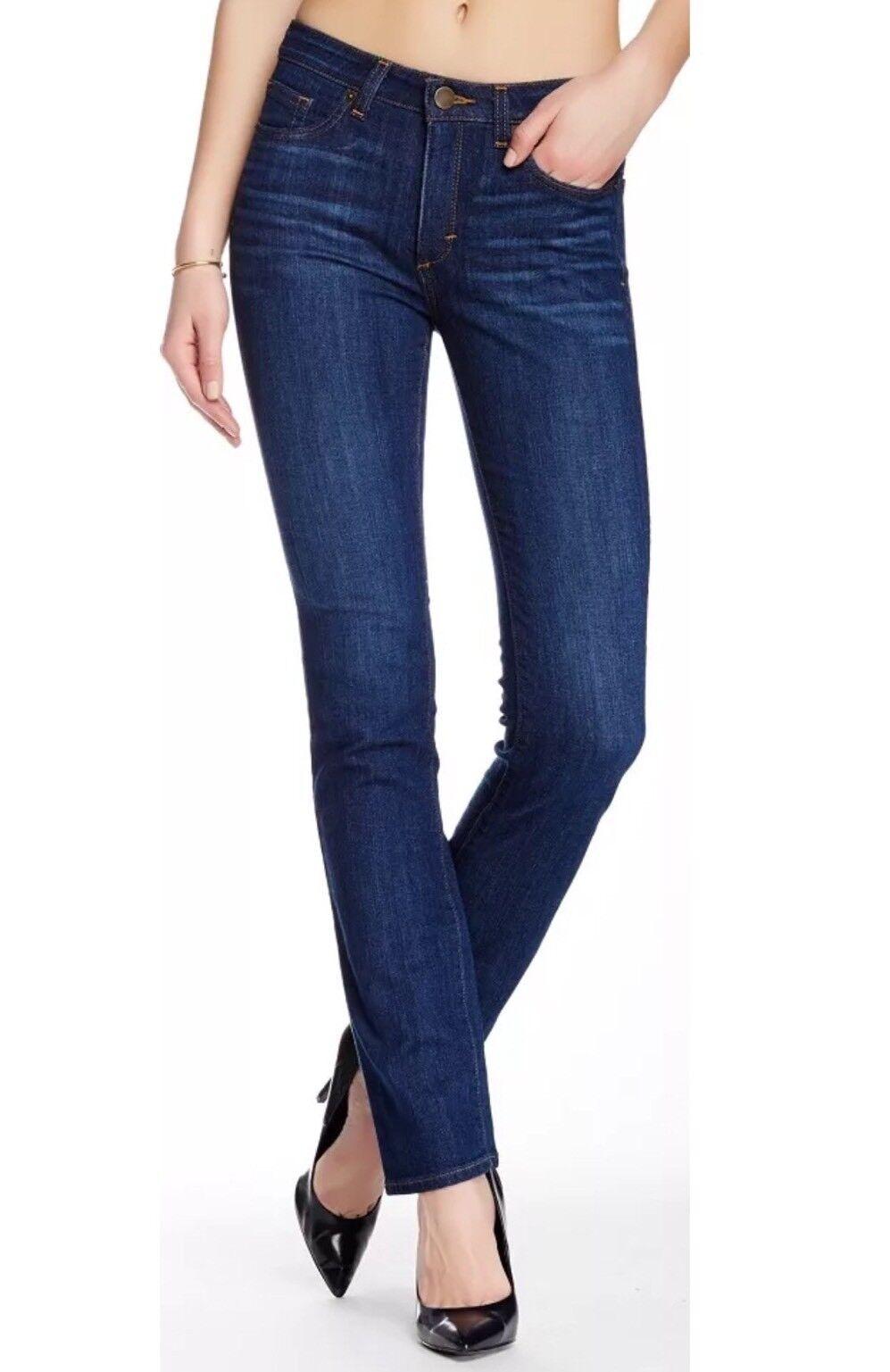 Spanx bluee Wash The Slim-X Straight Leg Jeans Size 26  148