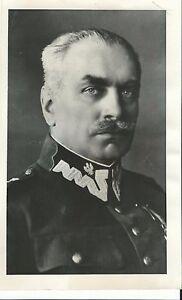 POLOGNE-PHOTO-GENERAL-POLONAIS-SLAWOJ-SKLADOWSKI-1939
