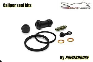 Honda VT1300 CX Fury rear brake caliper seal boots rebuild repair kit set 2010