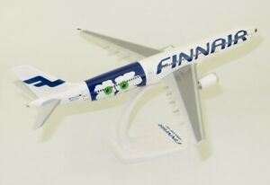 Finnair-Airbus-A330-300-Flowers-1-200-PPC-Holland-Flugzeugmodell-NEU-OVP