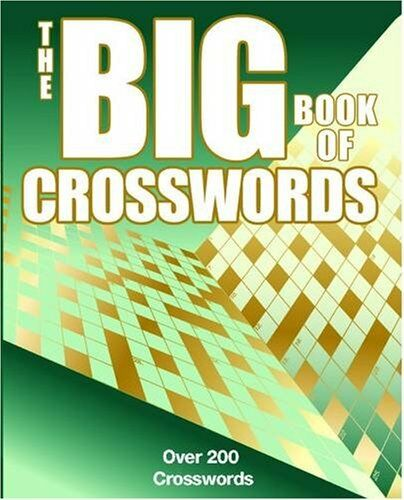 The Big Book of Crosswords By Arcturus Publishing