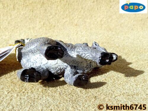 NOUVEAU * Papo Ring Tailed Lémurien /& Bébé Jouet en plastique Wild Zoo animal primate