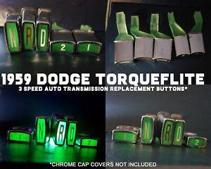 1959-Dodge-MoPar-3-Speed-TorqueFlite-Auto-Transmission-NORS-Push-Buttons