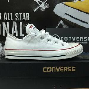 converse chuck taylor all star basse donna bianche