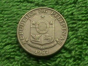 PHILIPPINES 25 Sentimos 1967