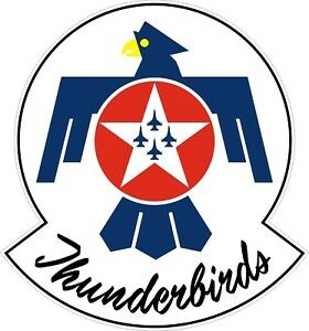 US-Air-Force-USAF-Thunderbirds-Decal-Sticker
