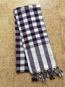 krama scarf 100/% cotton handmade Khmer Cambodian 65 x 25 in 11