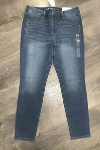 NWT-AMERICAN-EAGLE-THE-DREAM-JEAN-HI-RISE-JEGGING-JEANS-SIZE-14