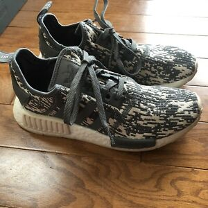Adidas-NMD-R1-Sneakers-CQ0858-Grey-Four-US-Size-7-UK-Size-6-5