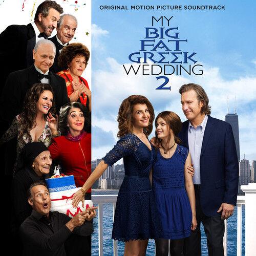 1 of 1 - Various - My Big Fat Greek Wedding 2 (Original Soundtrack) [New CD] Digipack Pac
