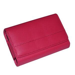 A3HP-Hot-Pink-Camera-Case-Bag-For-Vivitar-S126-X022-F128-VS128