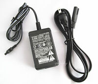 Ac Adapter Charger For Sony Dcr-hc46e Dcr-hc47 Dcr-hc47e Dcr-hc48 Dcr-hc48e