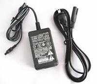 Ac Adapter Charger For Sony Dcr-sr85e Dcr-sr87e Dcr-sr88e Dcr-sx15 Dcr-sx15e