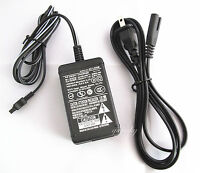 Ac Adapter Charger For Sony Handycam Dcr-sx43e Dcr-sx45e Dcr-sx65e Dcr-sx85e