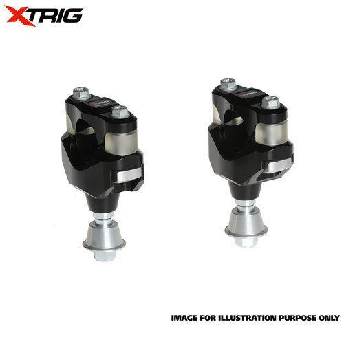Xtrig Bar Mount Kit (OEM PHDS Rubber) Suzuki RMZ450 05-16 (28.4mm Bar Diameter)