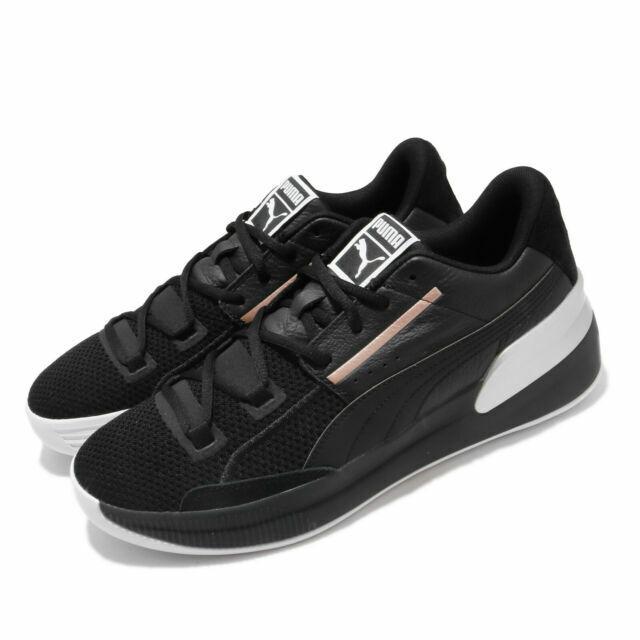 Size 10 - PUMA Clyde Hardwood Metallic Black 2020 for sale online ...