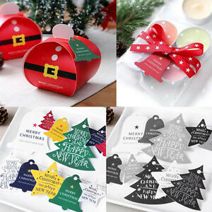 ... -Christmas-Hang-Tag-DIY-Decoration-Paper-Card-Wedding-Gift-Box-Decor