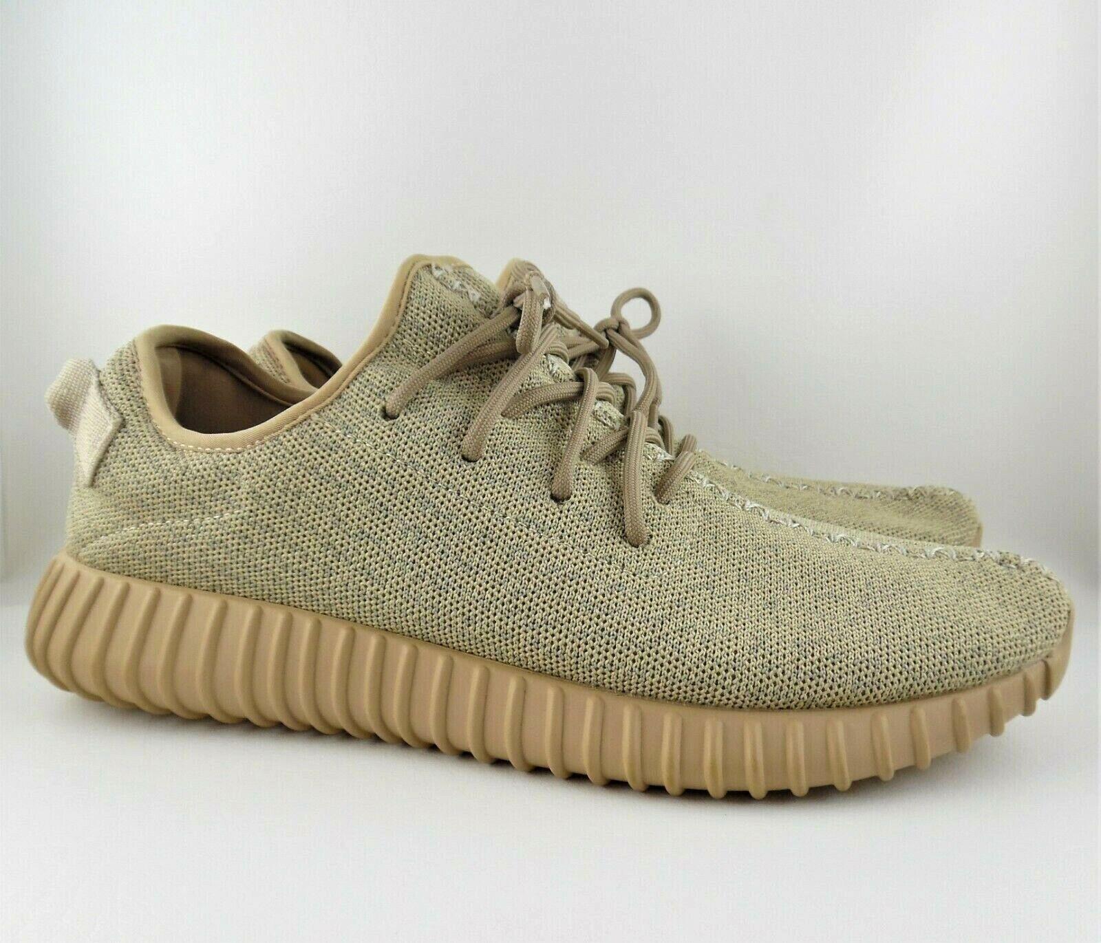 Adidas Yeezy Boost 350 Oxford Tan, AQ2661,  Authentic, US 11,