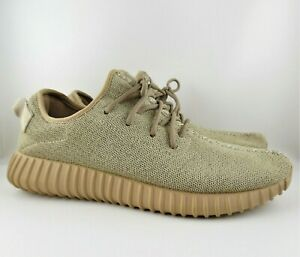 bb411ba9893 Image is loading Adidas-Yeezy-Boost-350-Oxford-Tan-AQ2661-Authentic-