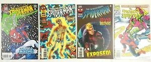 Sensational-amp-Spectacular-Spider-Man-Comic-Book-Hobgoblin-1996-1999-4-Book-Lot