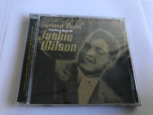 Jackie-Wilson-Sweetest-Feelin-039-The-Very-Best-of-CD-1999-RARE-NEW-SEALED