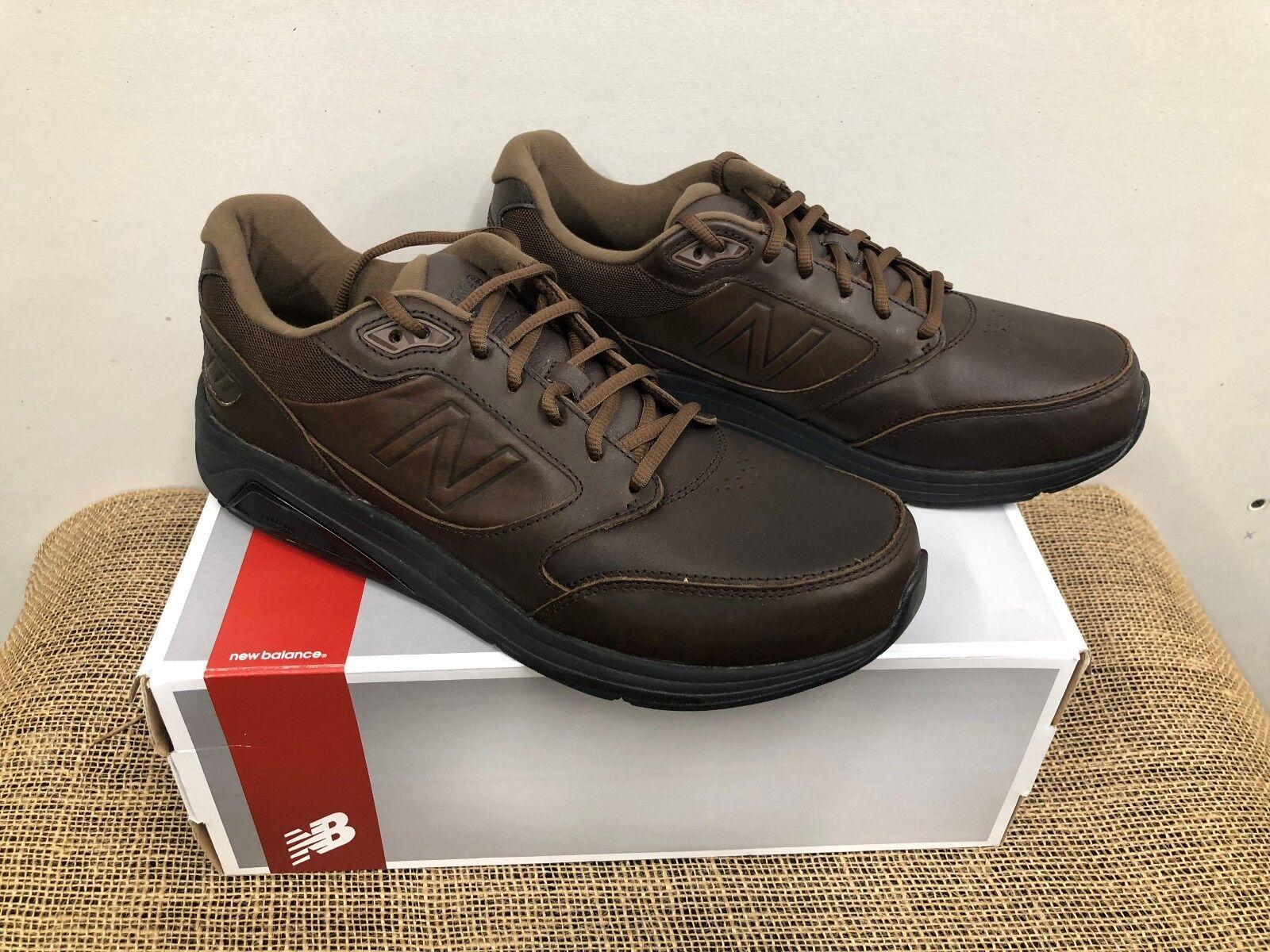 NIB New Balance MW928BR2 Mens  Brown Walking Shoe