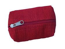 Red Green Breeze Imports Natural-Fiber Abaca Coin Purse or Mini Oraganizer Bag