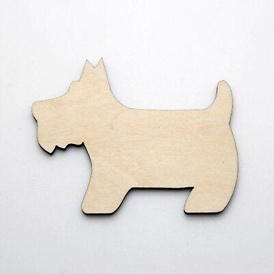 50 SCOTTIE DOGS Scrapbooking Card Making Craft Supplies Embellishments