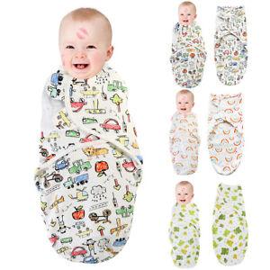 Cartoon-Newborn-Baby-Infant-Cotton-Swaddle-Wrap-Swaddling-Blanket-Sleeping-Bag