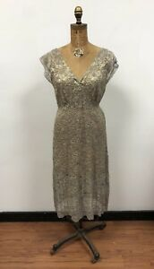 Beautiful-MAGNOLIA-PEARL-Vintage-Inspired-Lace-Slip-Dress-HOLIDAYS